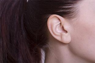 耳の症状のイメージ